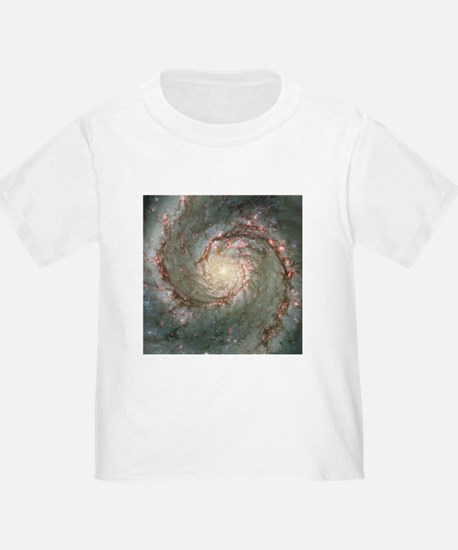 M51 the Whirlpool Galaxy T