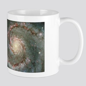 M51 the Whirlpool Galaxy Mug