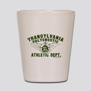 TPU Athletic Dept Shot Glass
