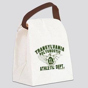 TPU Athletic Dept Canvas Lunch Bag