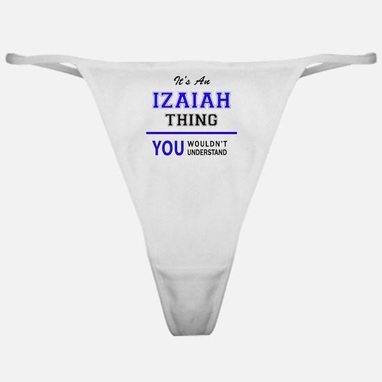 Cute Izaiah Classic Thong