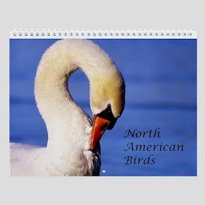 North American Birds Wall Calendar