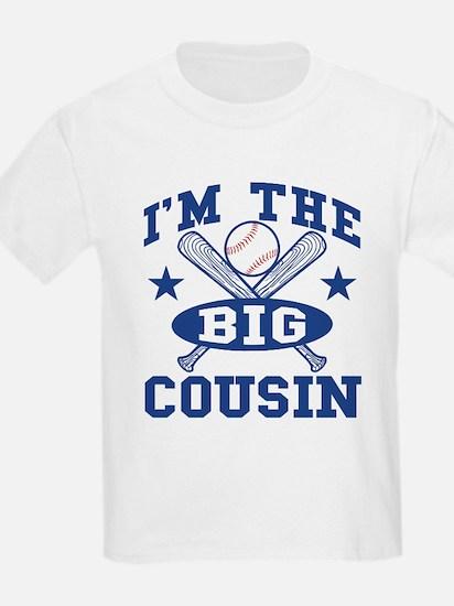 I'm The Big Cousin Baseball T-Shirt