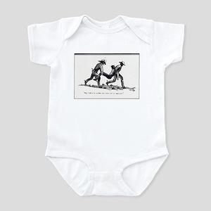 Boot Hill Infant Bodysuit