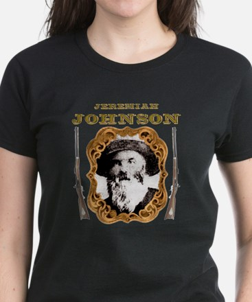 Liver eating Johnson Jeremiah Women's Dark T-Shirt
