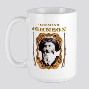 Liver eating Johnson Jeremiah Large Mug