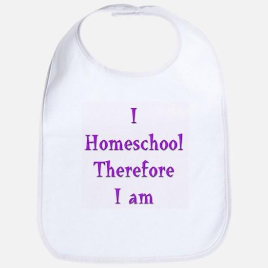 I Homeschool Therefore I Am 5 Bib