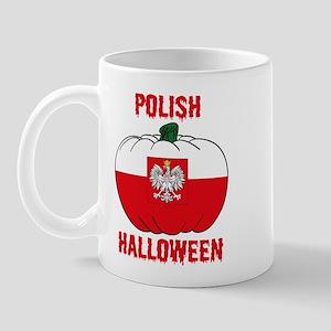 Polish Halloween Mug
