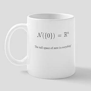 Null space Mug
