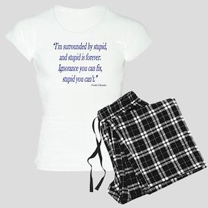 stupid-forever Women's Light Pajamas