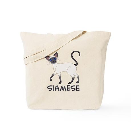 Blue Point Siamese Tote Bag