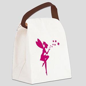 fairy Canvas Lunch Bag