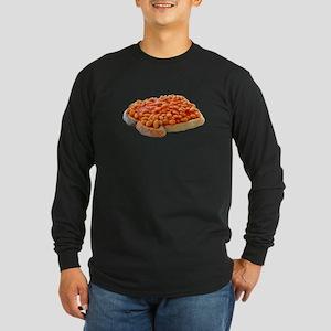 Beans on Toast Long Sleeve T-Shirt