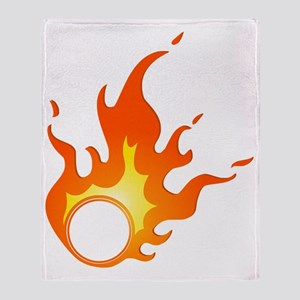 flame Throw Blanket