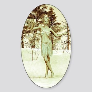 Ice Fairy Sticker