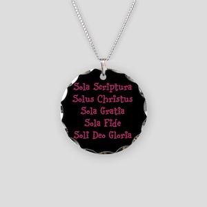 5 Solas Necklace