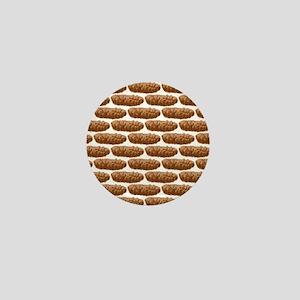 8 Bit Pixel Poop Mini Button