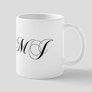 MJ-cho black Mugs