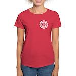 Fire Rescue Women's Dark T-Shirt