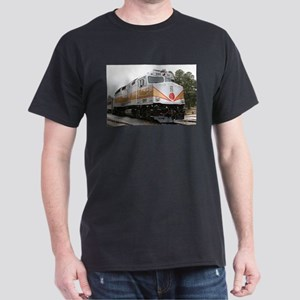 Railway Locomotive, Grand Canyon, Arizona, T-Shirt
