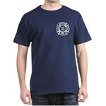 Firefighter Emt Dark T-Shirt