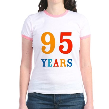 The 95th! Jr. Ringer T-Shirt
