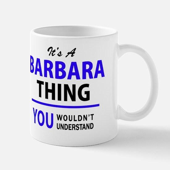 Cute Barbara Mug