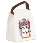 Homer Canvas Lunch Bag