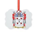 Homer Picture Ornament