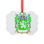 Home Picture Ornament