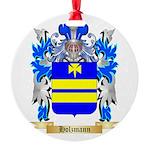 Holzmann Round Ornament