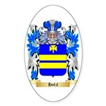 Holzl Sticker (Oval 10 pk)