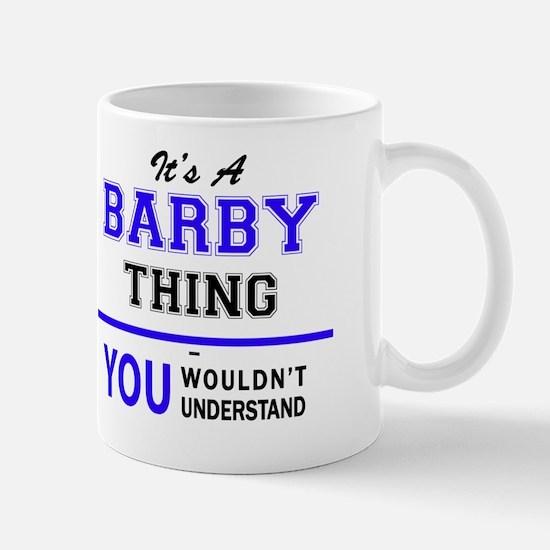 Cute Barby Mug