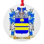Holzhendler Round Ornament