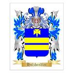 Holzhendler Small Poster