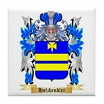Holzhendler Tile Coaster