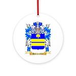 Holzhendler Ornament (Round)
