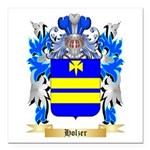 Holzer Square Car Magnet 3