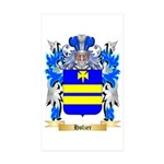 Holzer Sticker (Rectangle 10 pk)
