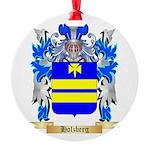 Holzberg Round Ornament
