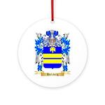 Holzberg Ornament (Round)