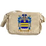 Holz Messenger Bag