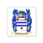 Holyman Square Sticker 3