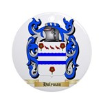 Holyman Ornament (Round)