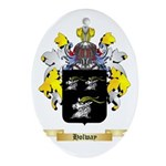 Holway Ornament (Oval)