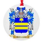 Holtzmann Round Ornament