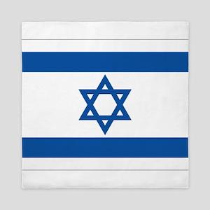 Israeli flag Queen Duvet