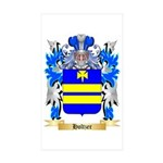 Holtzer Sticker (Rectangle 10 pk)