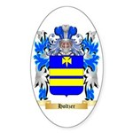 Holtzer Sticker (Oval 50 pk)