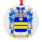 Holtz Round Ornament